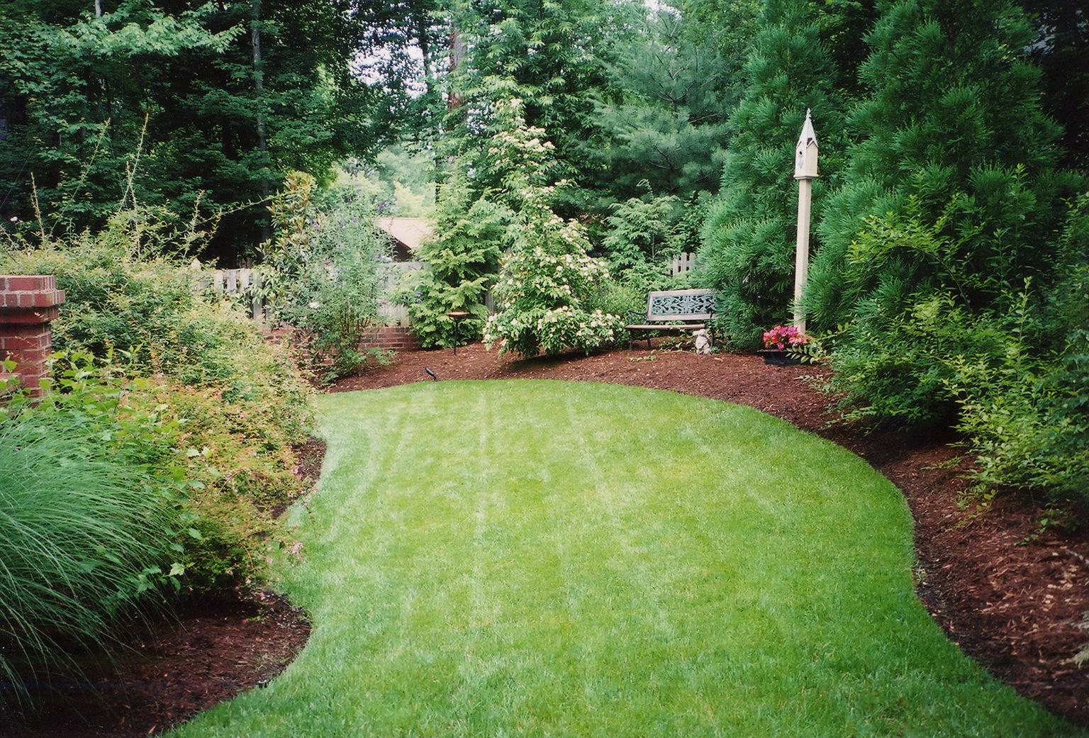 Mulch-Landscape